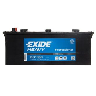 Exide Commercial Battery 622 – 2 Year Guarantee