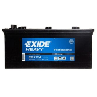 Exide Commercial Battery 624 – 2 Year Guarantee