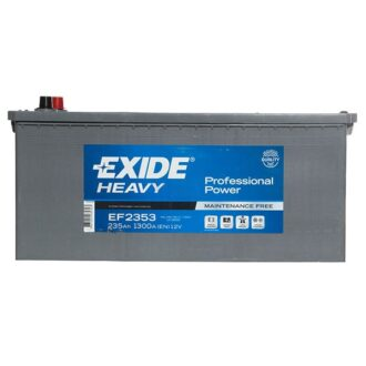 Exide Commercial Battery 625 – 2 Year Guarantee