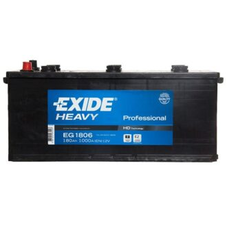 Exide Commercial Battery 626 – 2 Year Guarantee