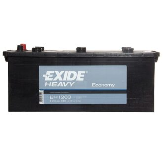 Exide Commercial Battery 627 – 2 Year Guarantee