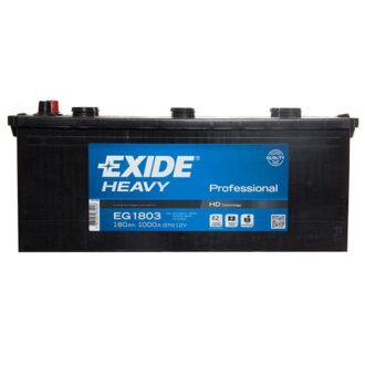 Exide Commercial Battery 629 – 2 Year Guarantee