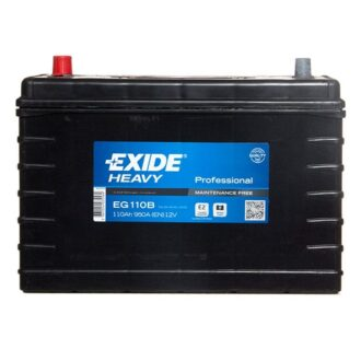 Exide Commercial Battery 630 – 2 Year Guarantee