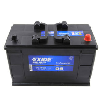 Exide Commercial Battery 667 – 2 Year Guarantee