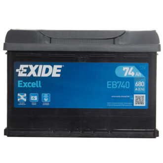 Exide Excel 096 Car Battery – 3 Year Guarantee
