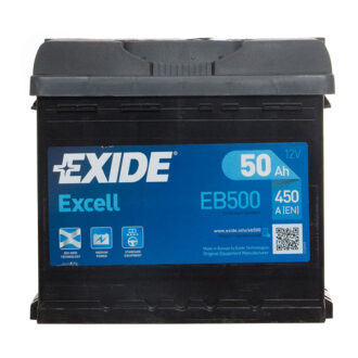 Exide Excell Battery 012 3 Year Guarantee