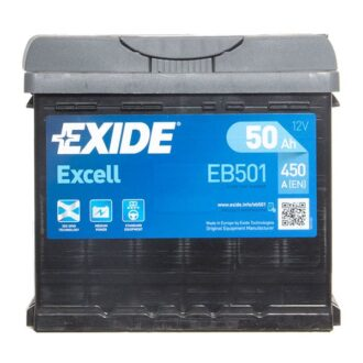 Exide Excell Battery 077 3 Year Guarantee