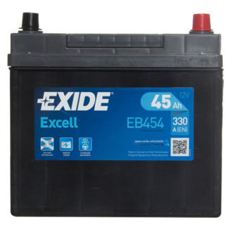 Exide Excell Battery 158 3 Year Guarantee