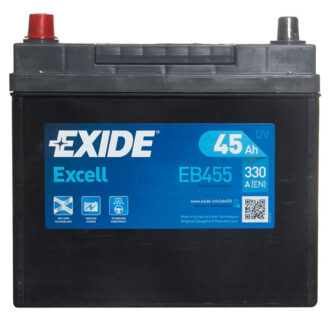 Exide Excell Battery 159 3 Year Guarantee