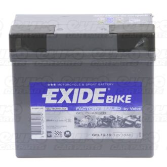 Exide GEL12-19 Motorcycle Battery