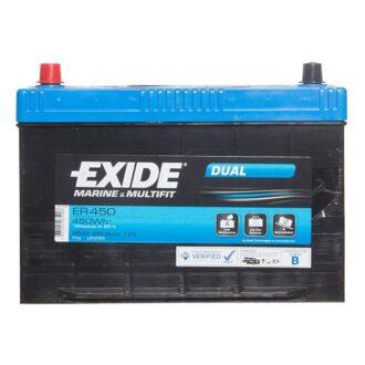 Exide Leisure Battery (695) 95ah