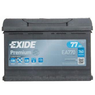 Exide Premium 096 Car Battery – 4 Year Guarantee