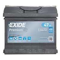 Exide Premium Battery 063 4 Year Guarantee