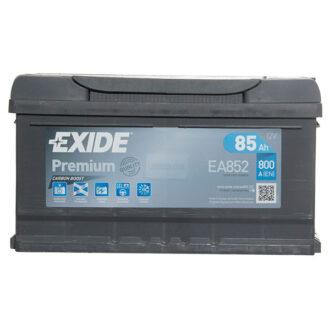 Exide Premium Battery 110 (85Ah) 4 Year Guarantee