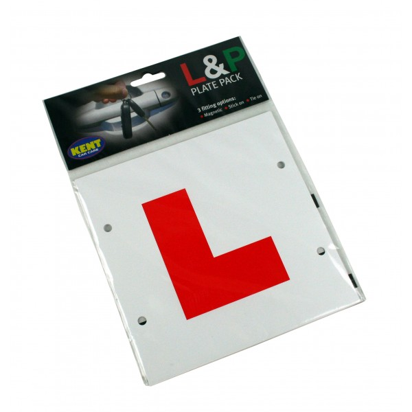 Multi-Fix – L and P Plate Pack