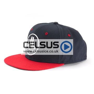 JL Audio SnapBack Cap – Navy & Red