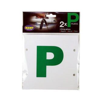 P Plates – Multi-Fix – Pair