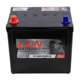 Lion 014 Battery – 3 Year Guarantee