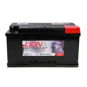 Lion 017 Battery – 3 Year Guarantee