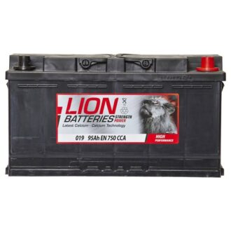 Lion 065 Battery – 3 Year Guarantee