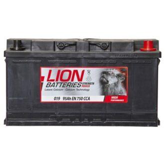 Lion 019 Battery – 3 Year Guarantee