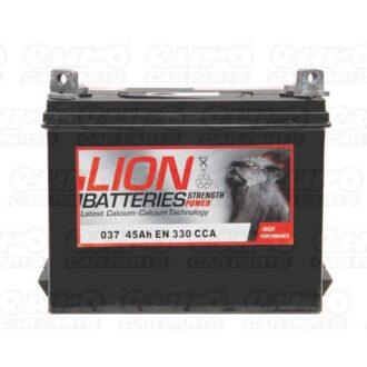 Lion 037 Battery – 3 year Guarantee