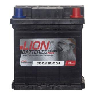 Lion 202 Battery – 3 Year Guarantee