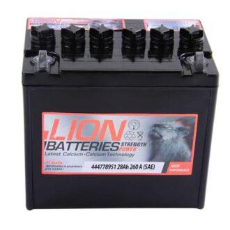 Lion 895 Battery – 2 Year Guarantee