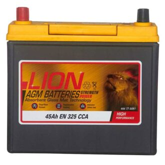 Lion AGM Battery Prius / Lexus 3 Year Guarantee