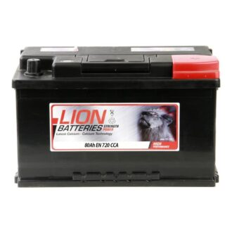 Lion Car Battery – 115 – 3 Year Guarantee