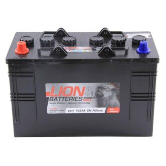 Lion Commercial 664 – 2 Year Guarantee