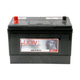 Lion Commercial Battery 640 – 2 Year Guarantee