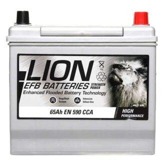 Lion EFB 005 Battery 3 YEAR Guarantee