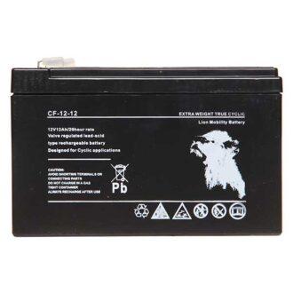 Lion VRLA 12V 12AH Sealed Battery H101 (Spade)