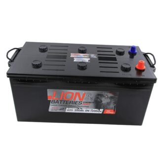 Lion commercial Battery 625 – 2 Year Guarantee