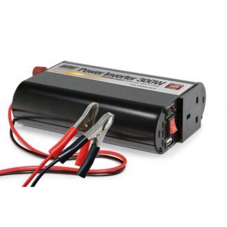 Power Inverter – 12V to 230V – 300W
