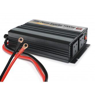 Power Inverter – 12V to 230V – 1000W