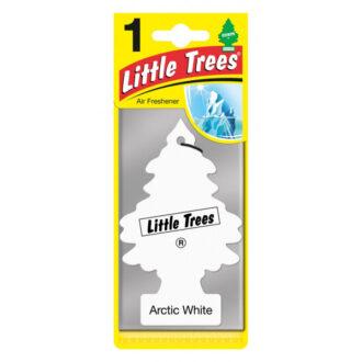 Arctic White – 2D Air Freshener