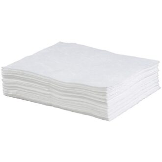 Oil Only Absorbent Pads – 50cm x 40cm – Pack of 100