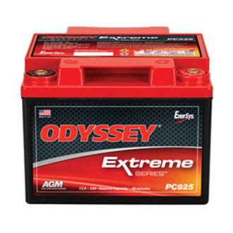 Odyssey AGM Extreme Battery PC925 (M6 Internal Stud Fitting)