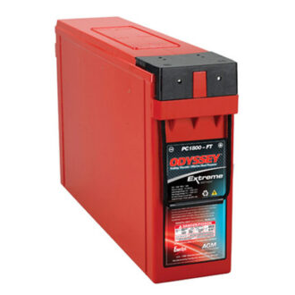 Odyssey AGM Extreme Marine Battery PC1800FT (3/8″ Threaded Front Stud Terminal)