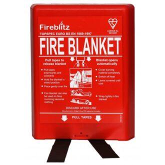 AFFF Foam Fire Extinguisher with Gauge – 2 Litre
