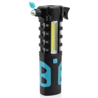 Emergency Road Tool (Safety Hammer with LED)