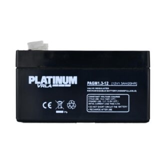 Golf & Mobility VRLA Battery – 1.3Ah