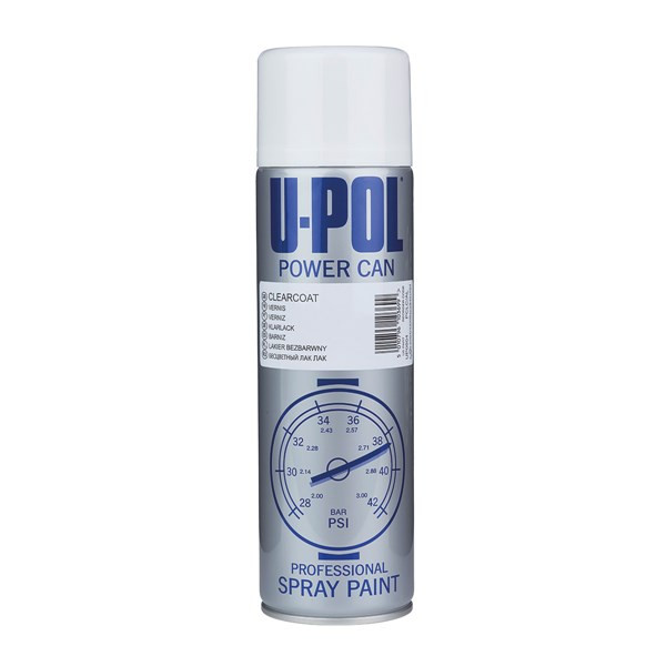 Powercan Clear Lacquer – 500ml