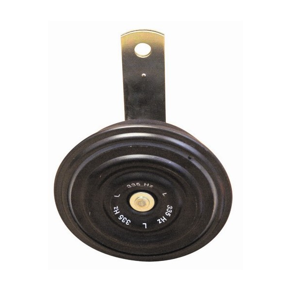 Disc Horn – Black – High Note – 1-Pin