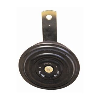 Disc Horn – Black – Low Note – 2-Pin