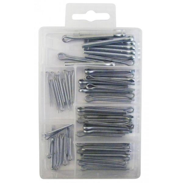 Split Pins – Mini Assorted – Box of 60
