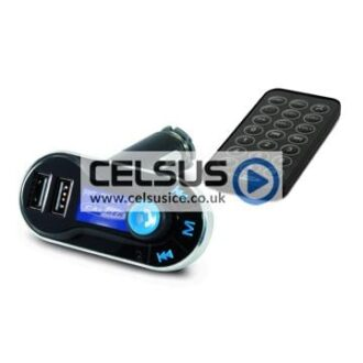 Caliber FM Transmitter with Bluetooth Technology