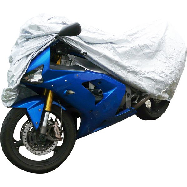 Water Resistant Motorcycle Cover – Large